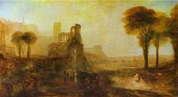 Caligulas palace and bridge 1831 xx tate gallery london uk